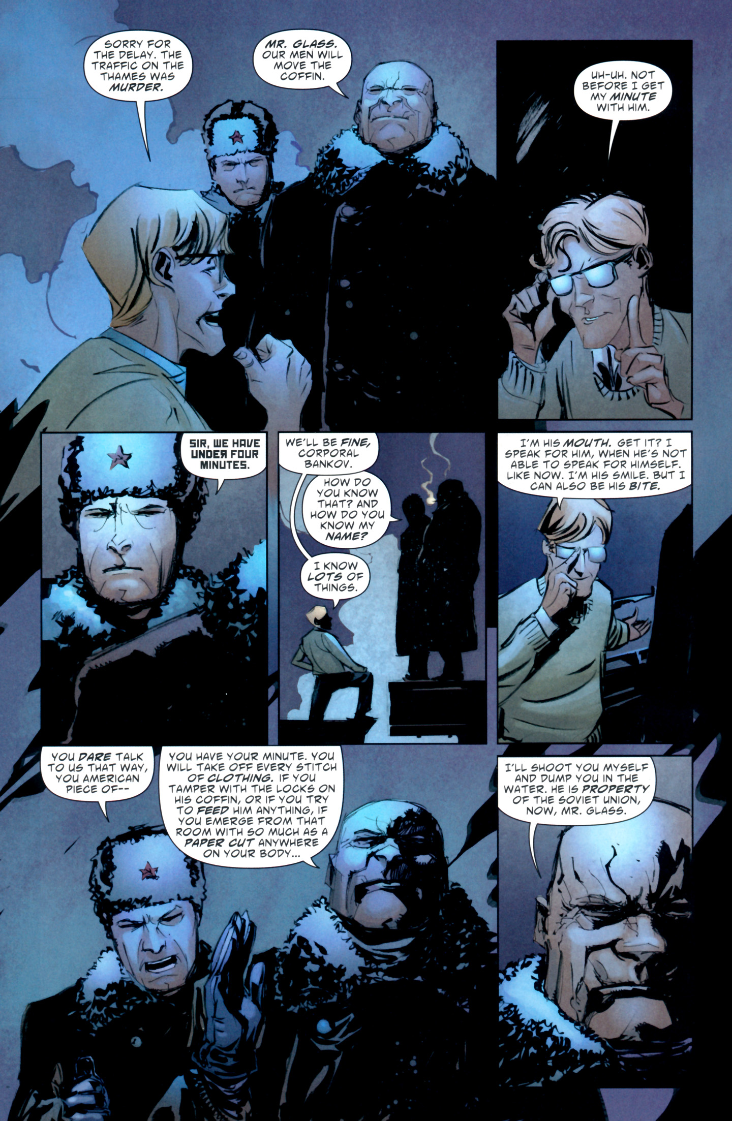 Read online American Vampire: Lord of Nightmares comic -  Issue #2 - 16