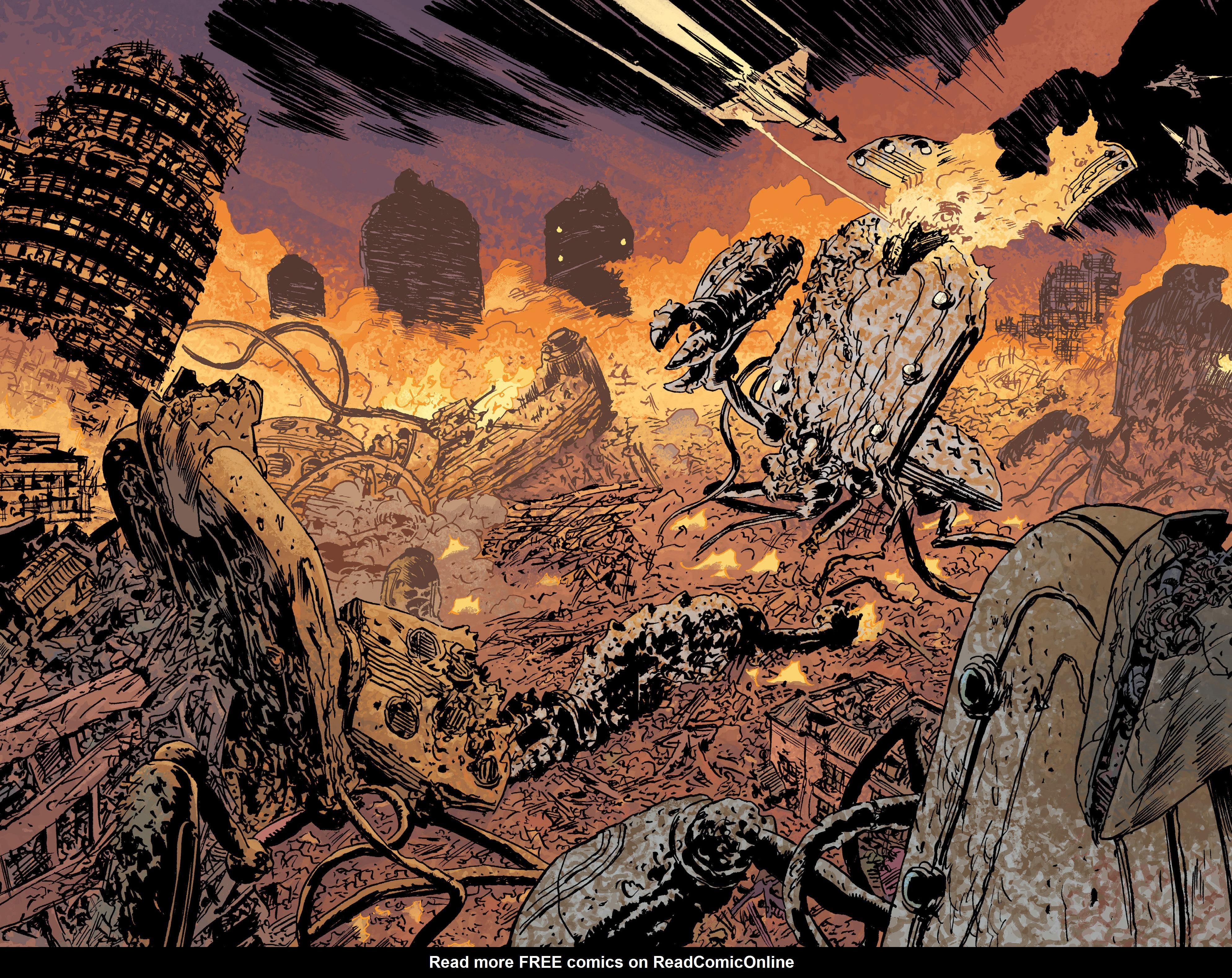 Read online B.P.R.D. (2003) comic -  Issue # TPB 10 - 122