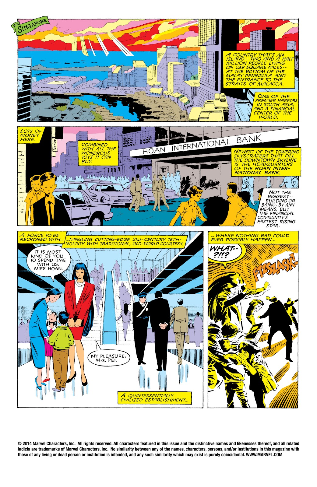 Uncanny X-Men (1963) issue 229 - Page 2