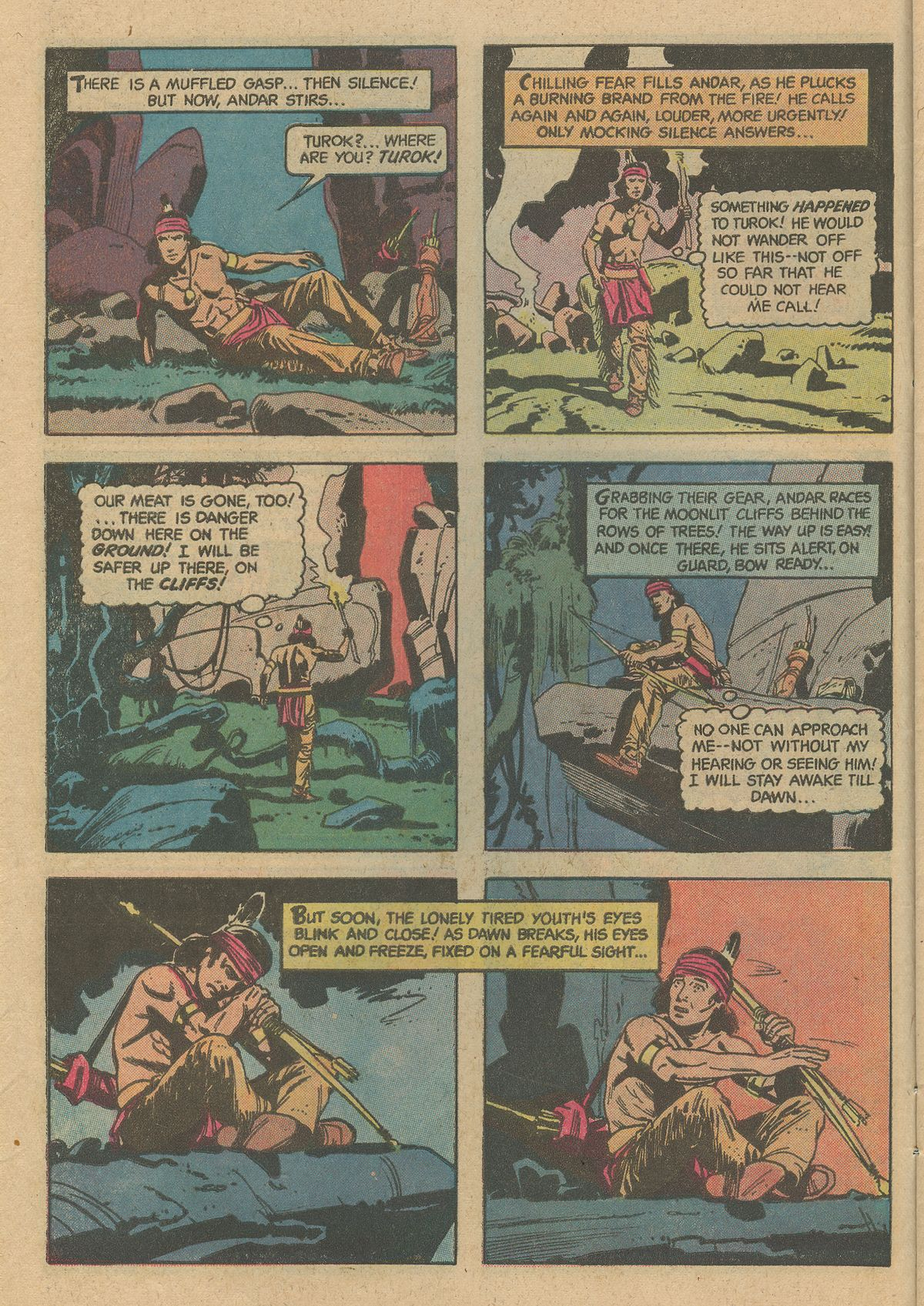 Read online Turok, Son of Stone comic -  Issue #128 - 10