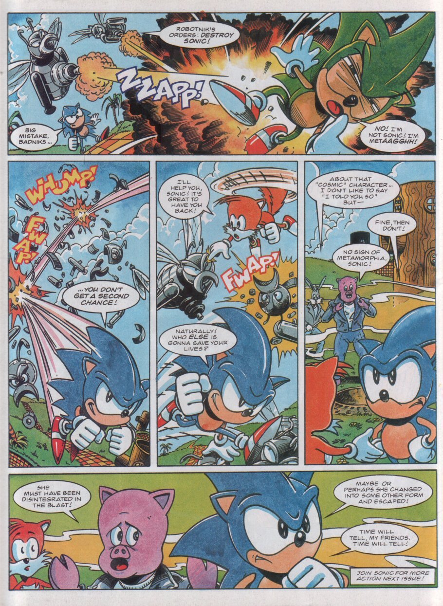 Read online Sonic the Comic comic -  Issue #31 - 9