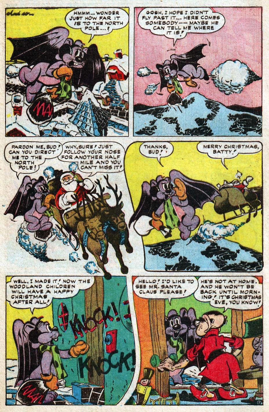 Jingle Jangle Comics issue 42 - Page 4