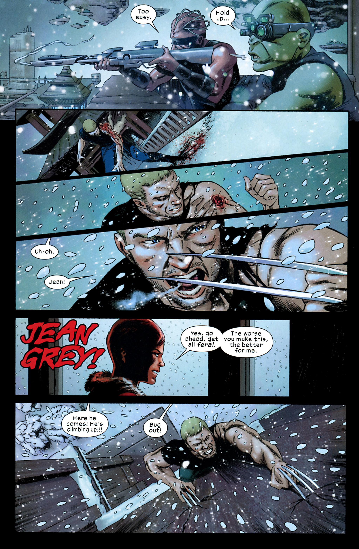Read online Ultimate Comics X-Men comic -  Issue #32 - 8