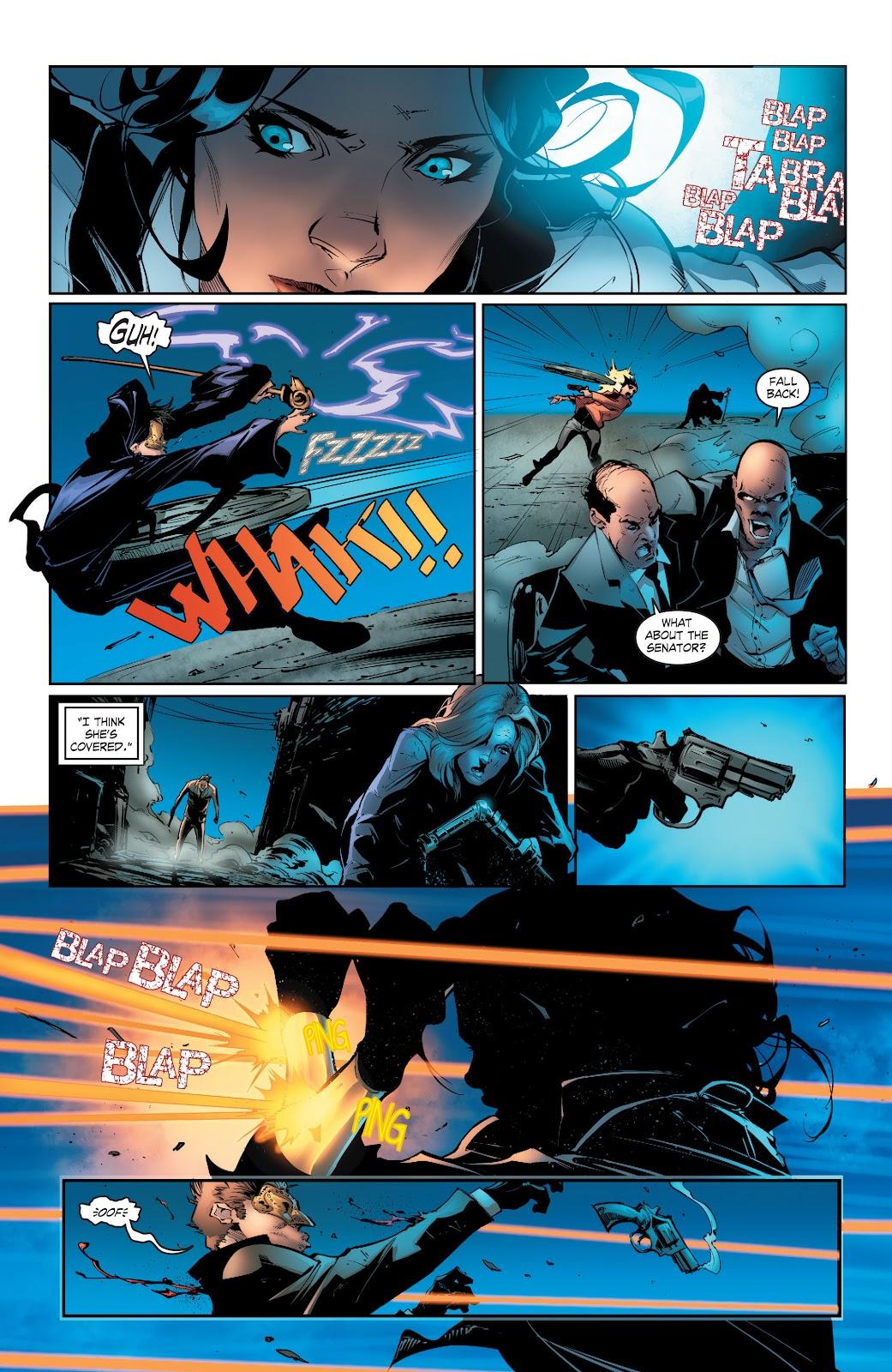 Read online Smallville Season 11 [II] comic -  Issue # TPB 5 - 13