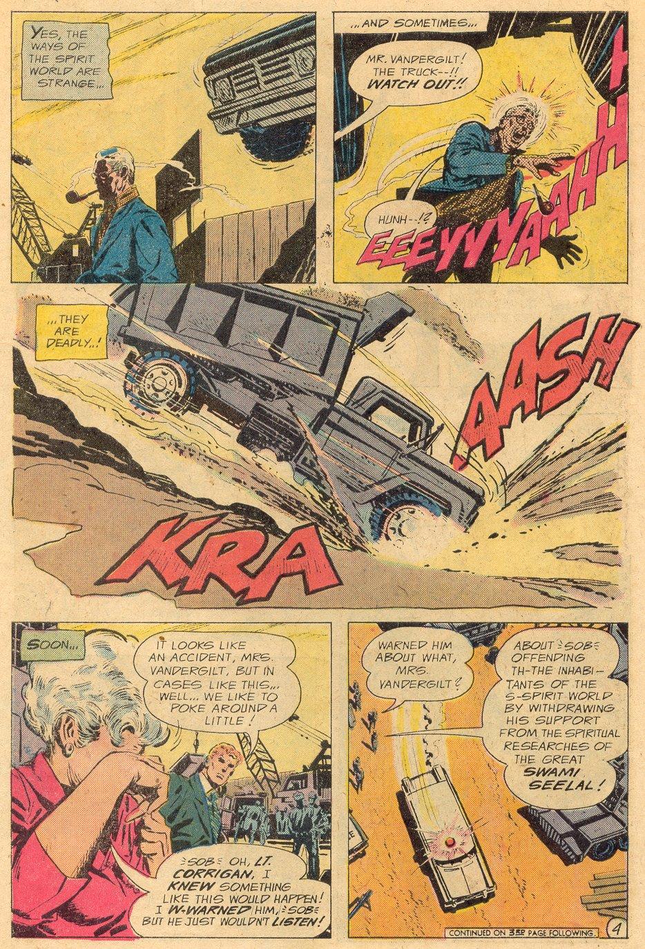 Read online Adventure Comics (1938) comic -  Issue #433 - 5