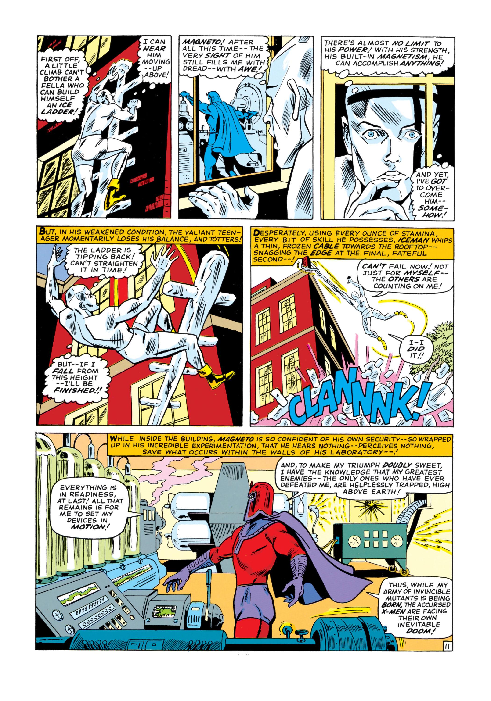 Read online Uncanny X-Men (1963) comic -  Issue #18 - 12