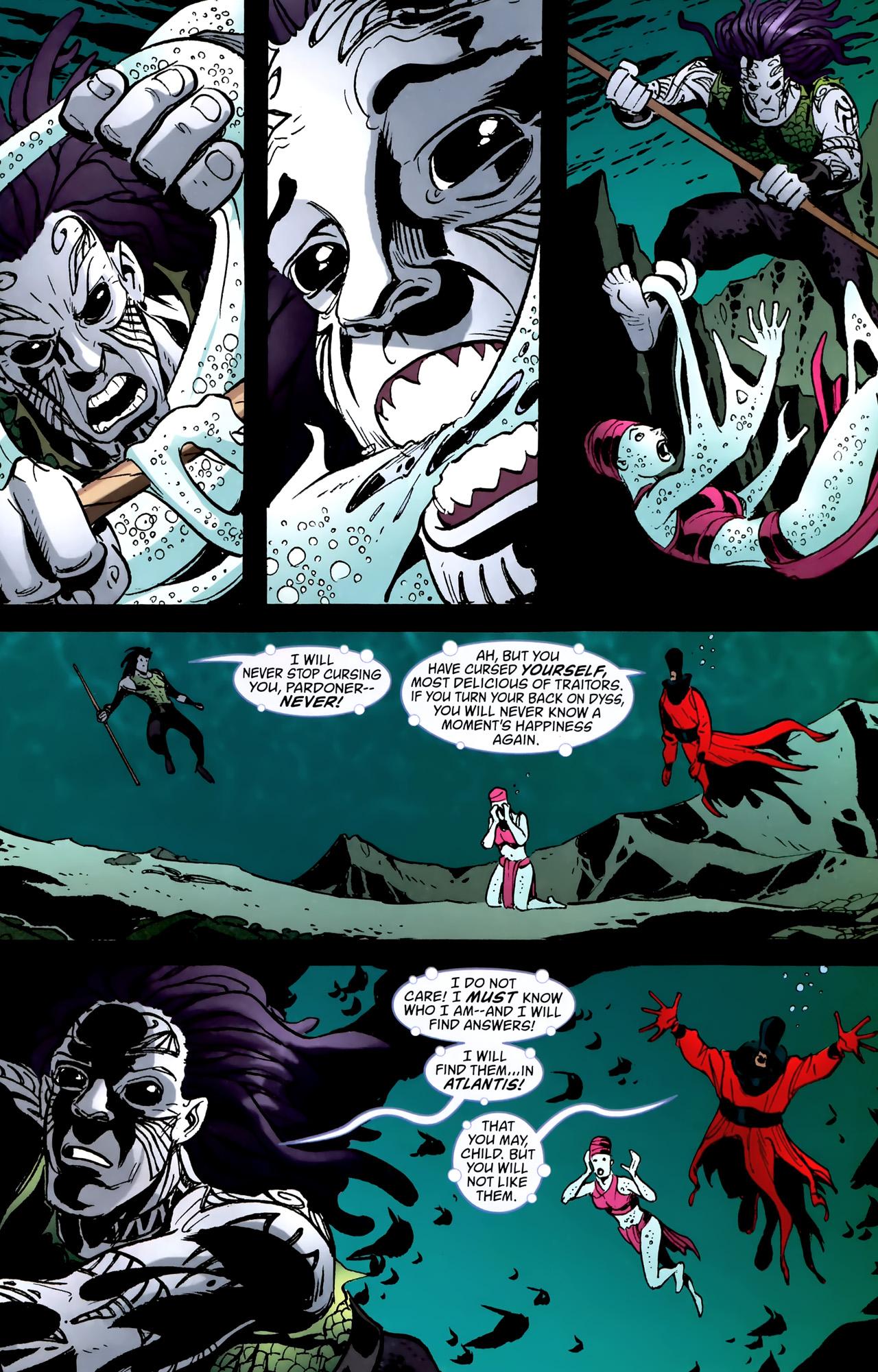 Read online Aquaman: Sword of Atlantis comic -  Issue #55 - 13
