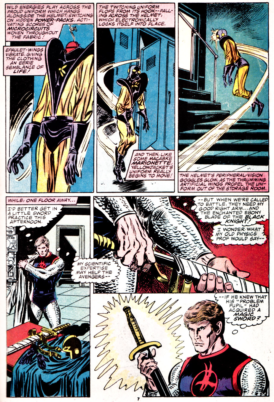 The Avengers (1963) 264 Page 7