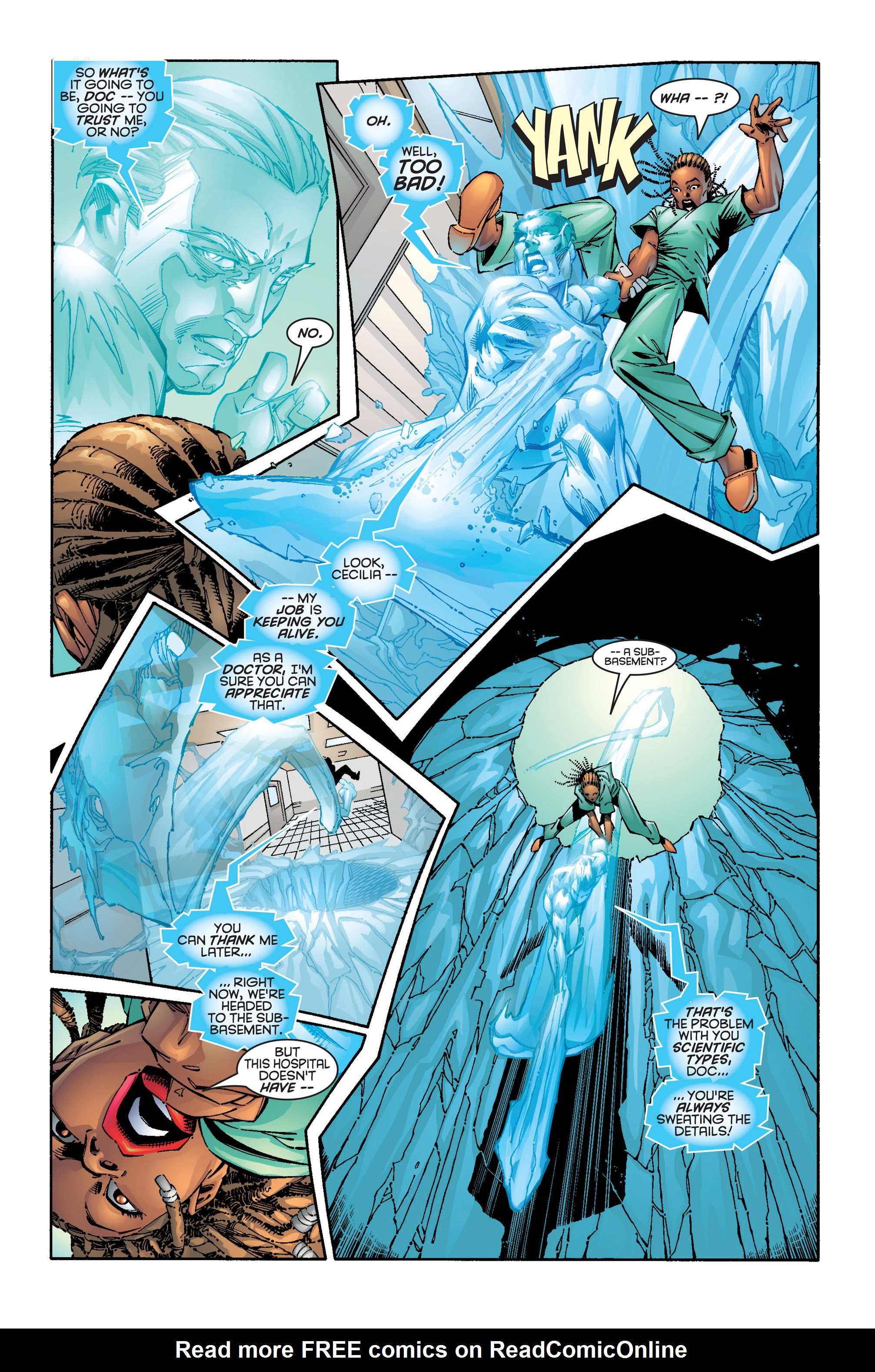 X-Men (1991) 66 Page 15