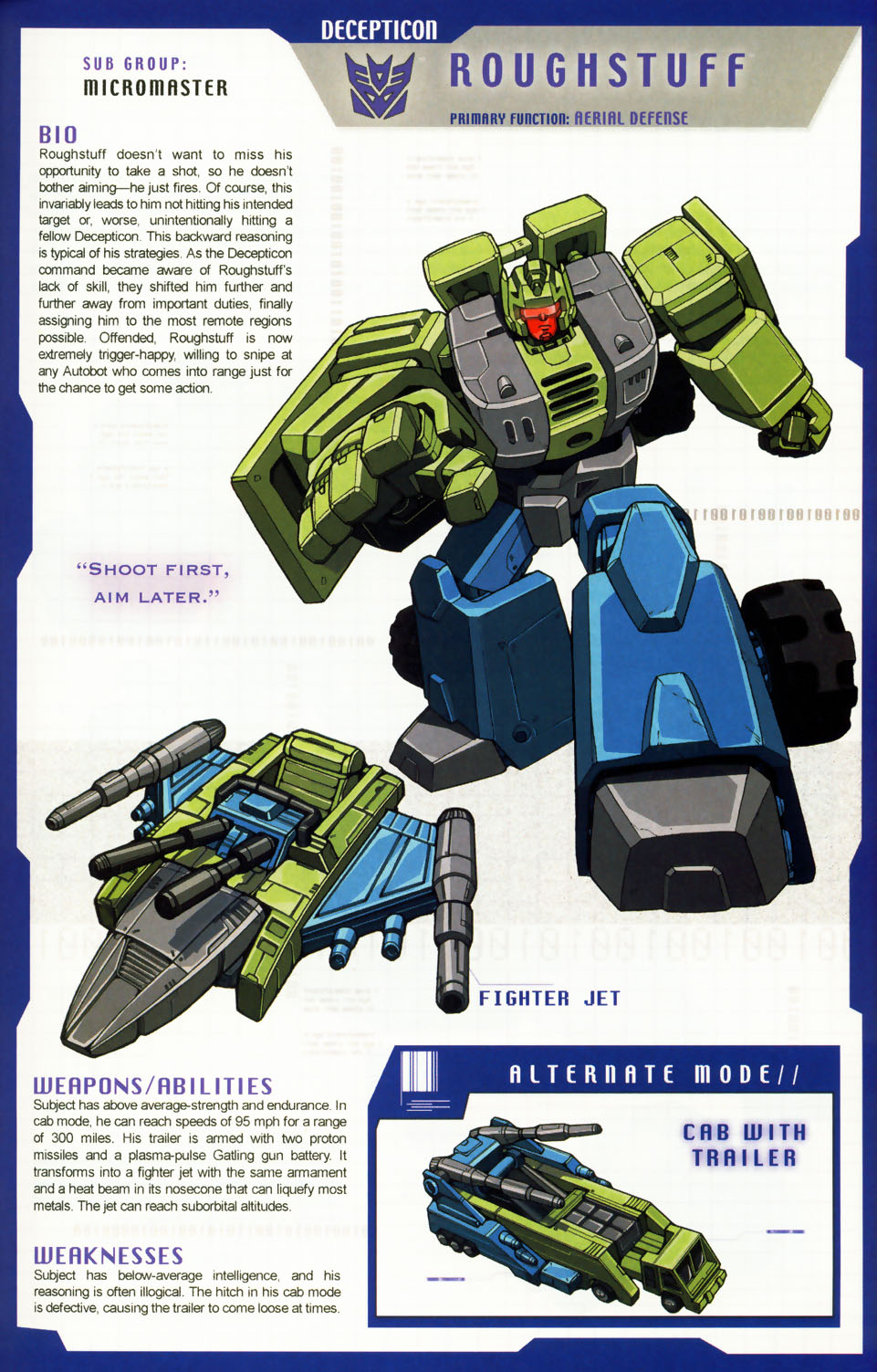 Read online Transformers: More than Meets the Eye comic -  Issue #5 - 42