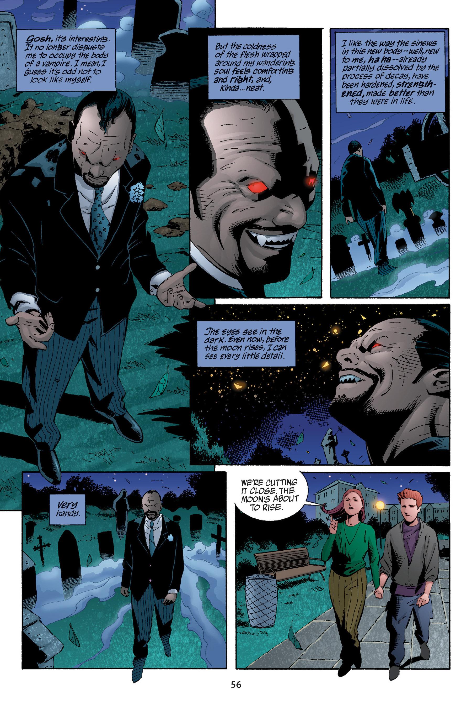 Read online Buffy the Vampire Slayer: Omnibus comic -  Issue # TPB 5 - 57