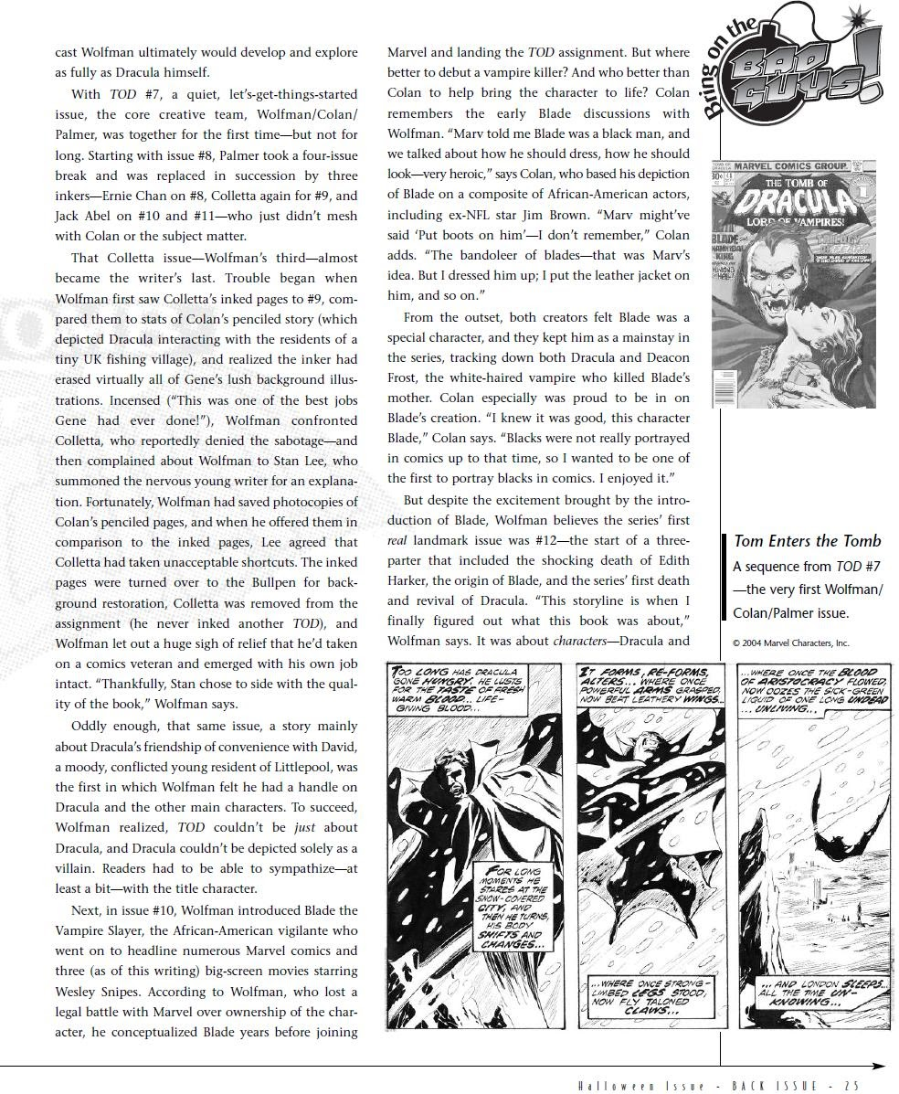 Back Issue issue 6 - Page 26
