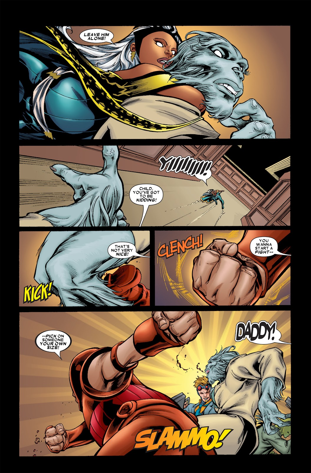 Uncanny X-Men (1963) issue 461 - Page 13