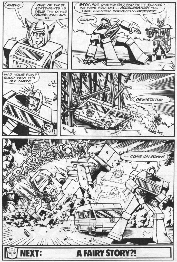 The Transformers (UK) 264 Page 12