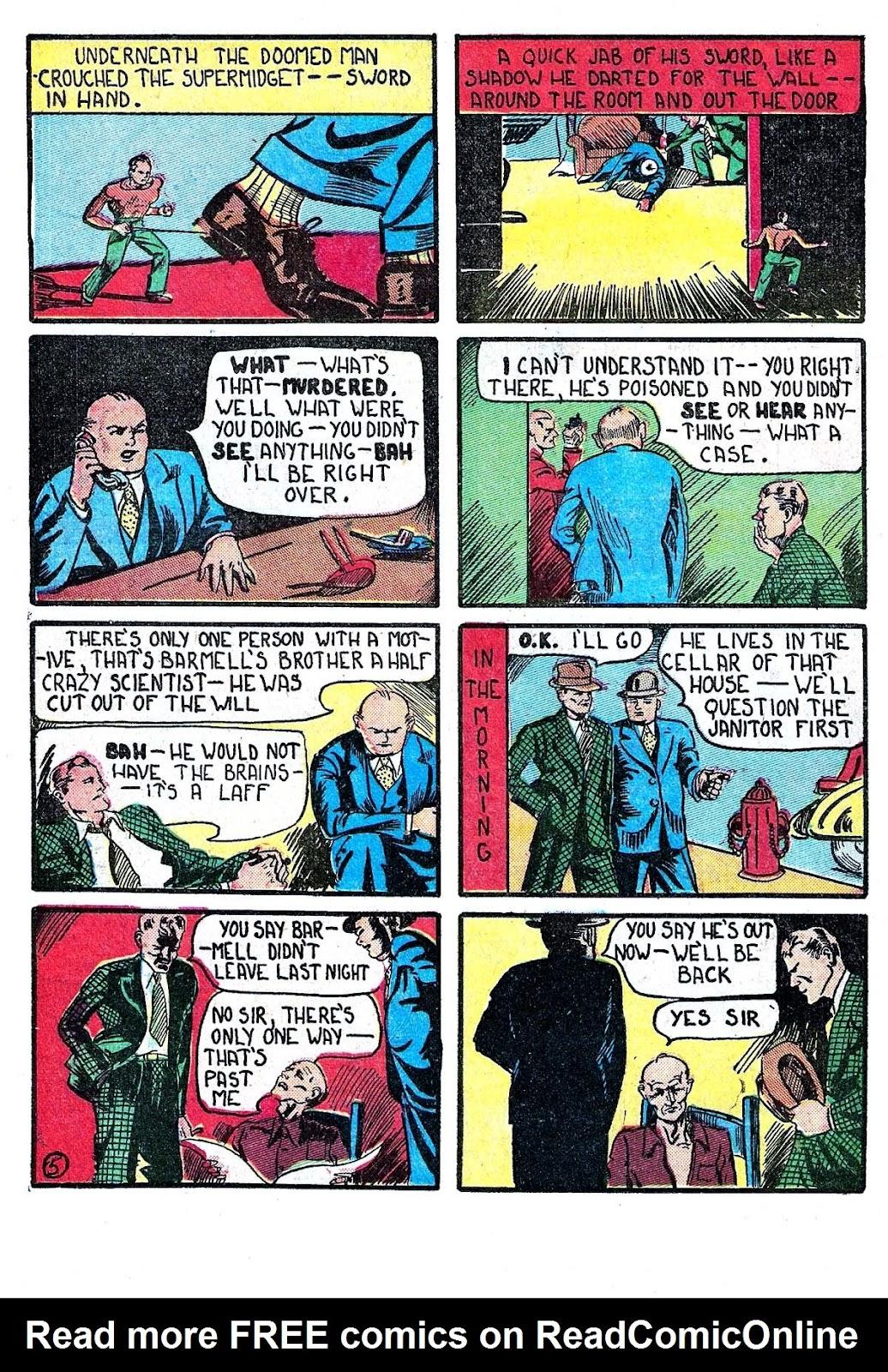 Amazing Man Comics issue 5 - Page 42