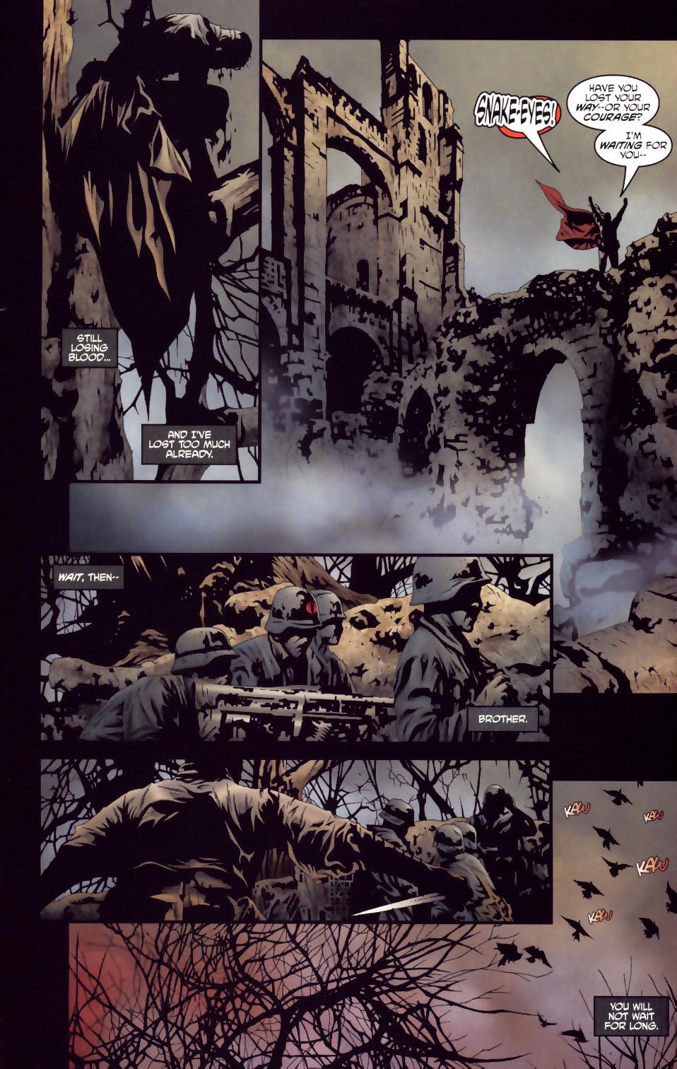 Read online Transformers/G.I. Joe comic -  Issue #2 - 11