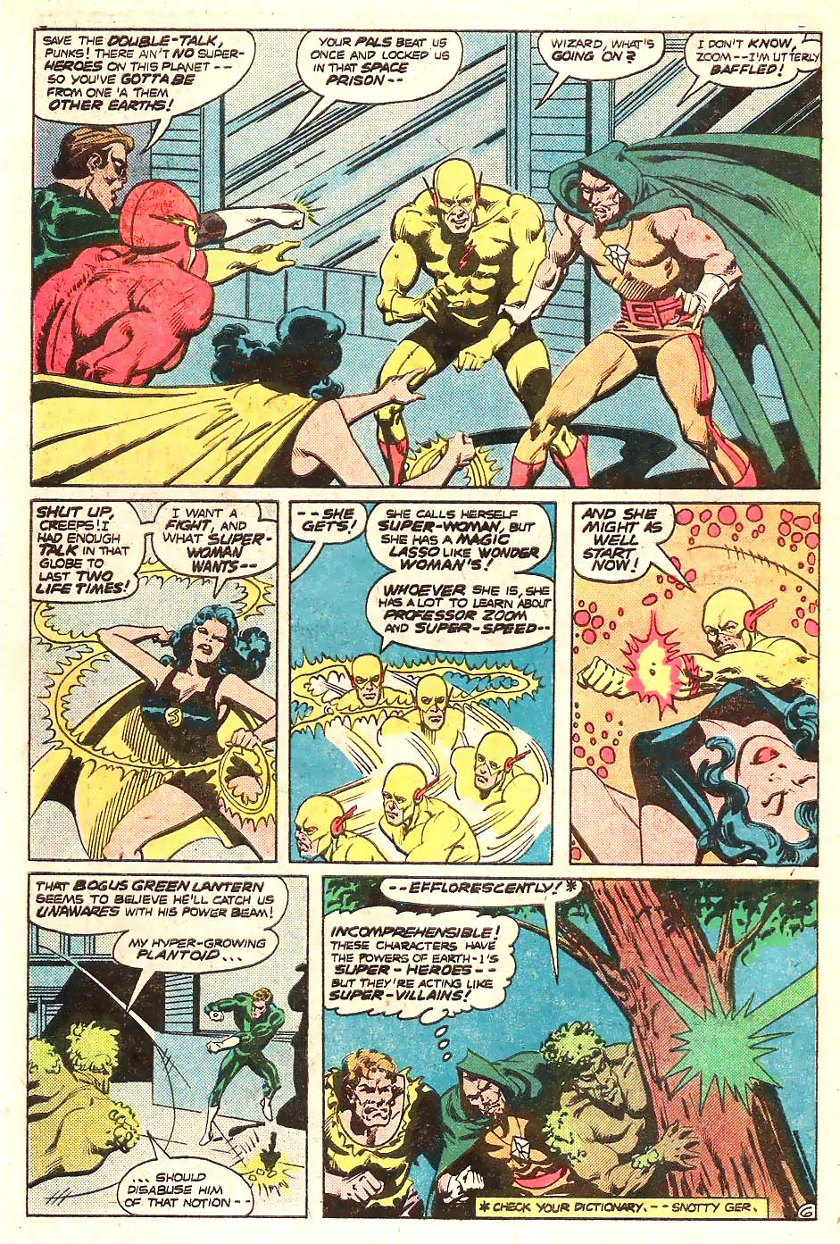 Read online Secret Society of Super-Villains comic -  Issue #13 - 7