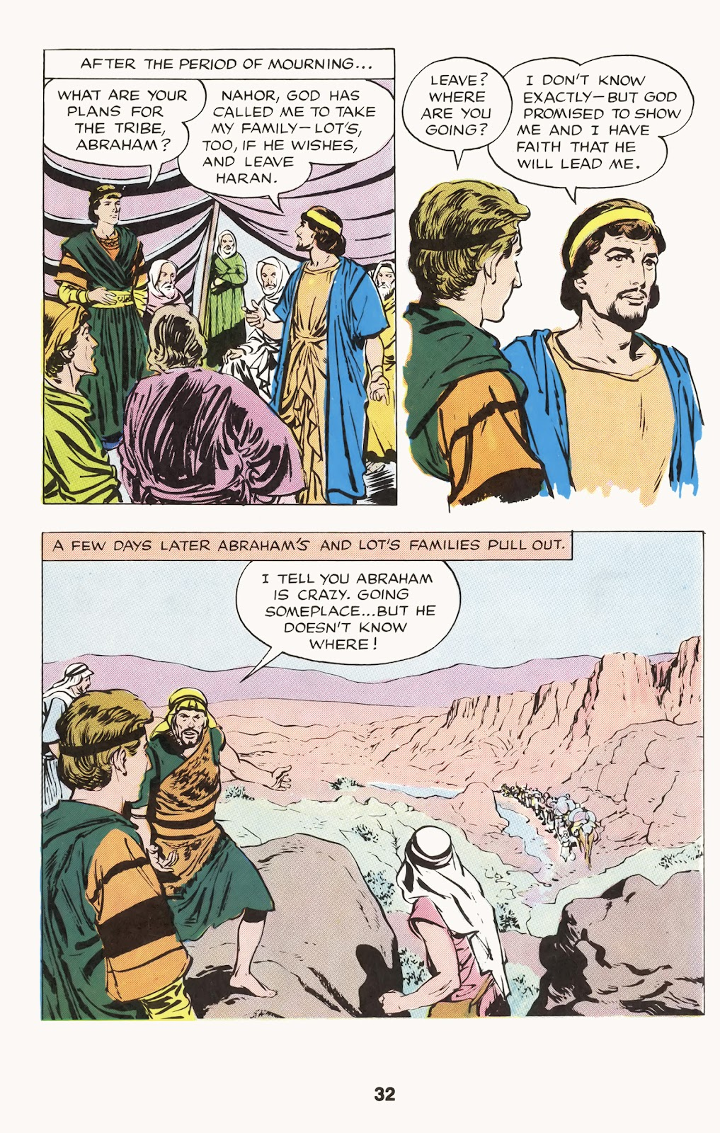 The Picture Bible issue TPB (Part 1) - Page 34