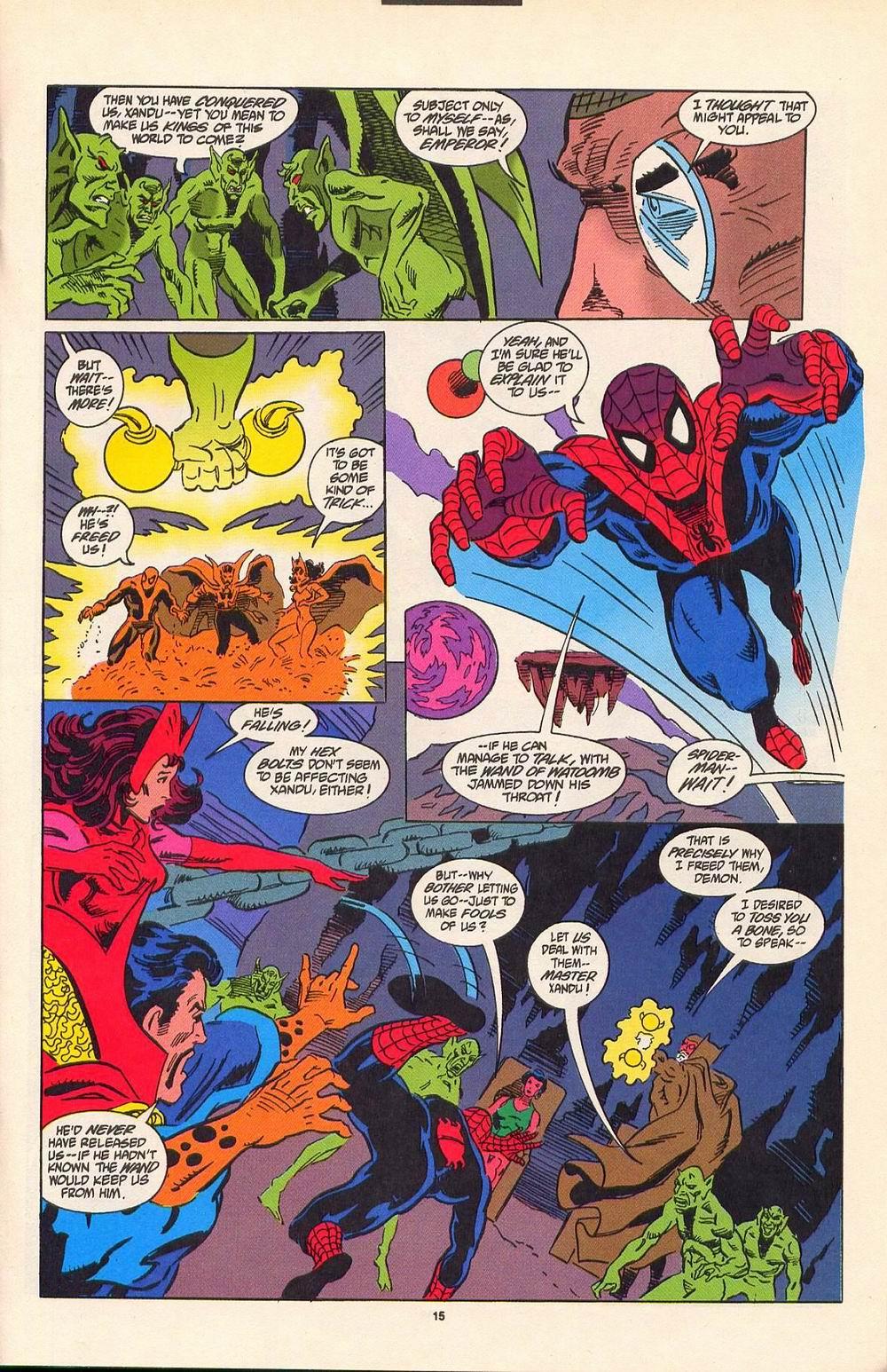 Read online Secret Defenders comic -  Issue #7 - 10