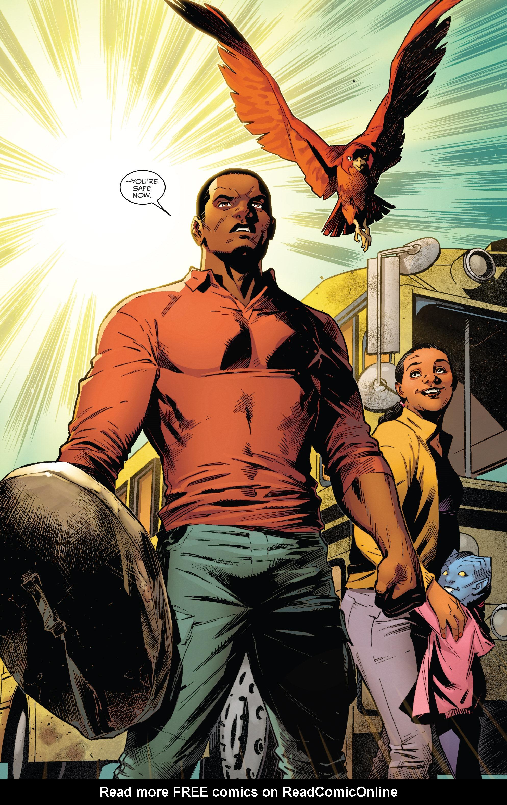 Read online Captain America: Sam Wilson comic -  Issue #22 - 13