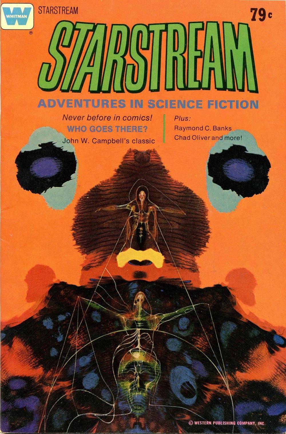 Starstream issue 1 - Page 1