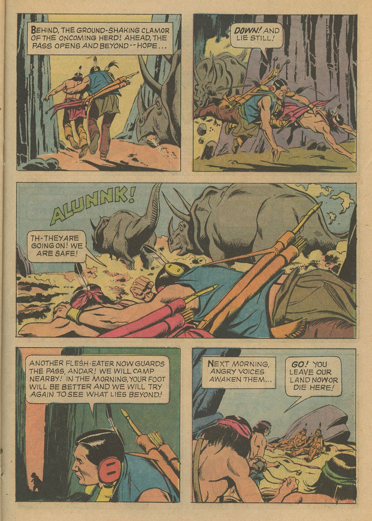 Read online Turok, Son of Stone comic -  Issue #79 - 21