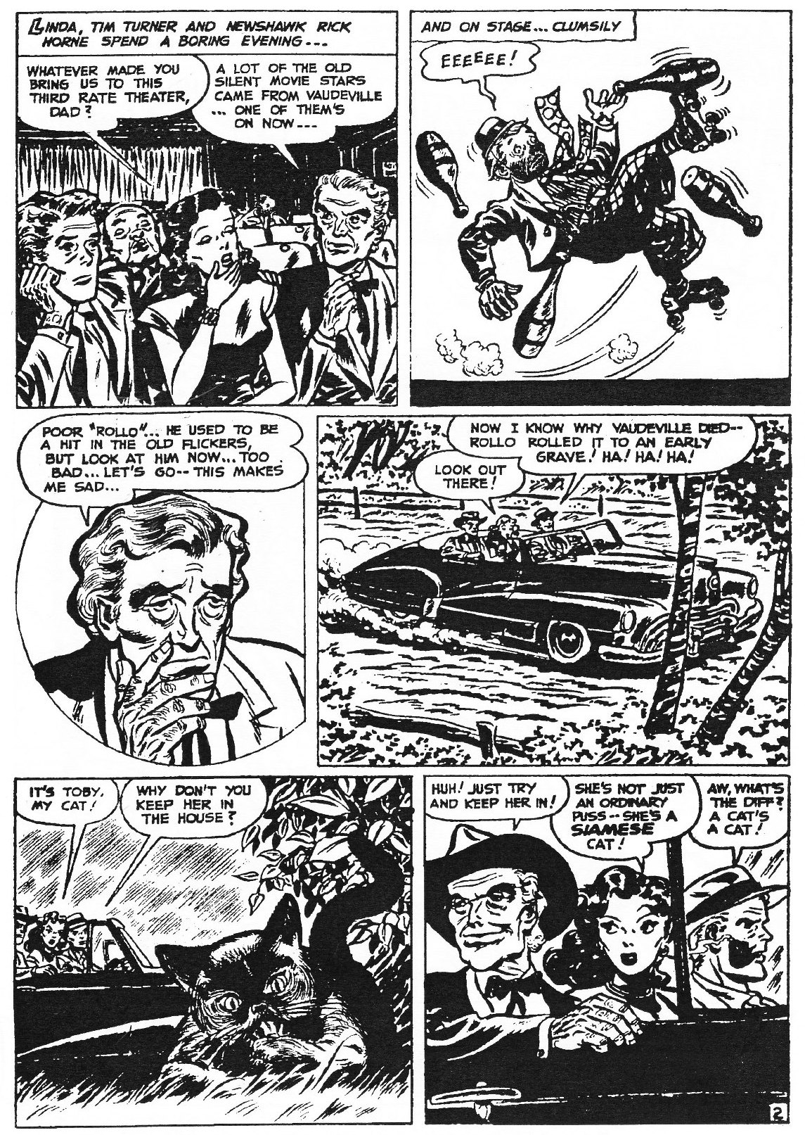 Read online Men of Mystery Comics comic -  Issue #82 - 122