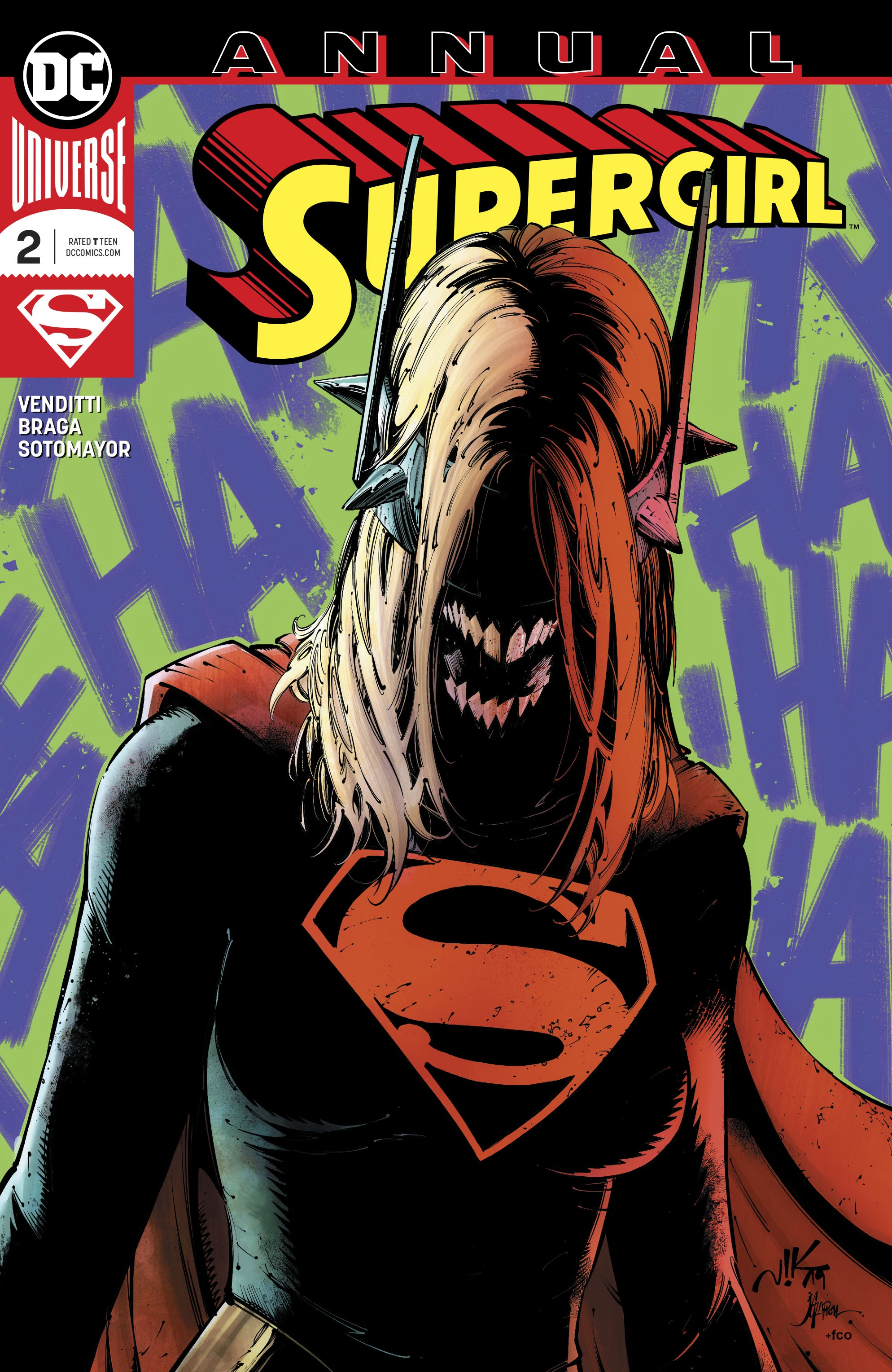 Supergirl (2016) Annual_2 Page 1