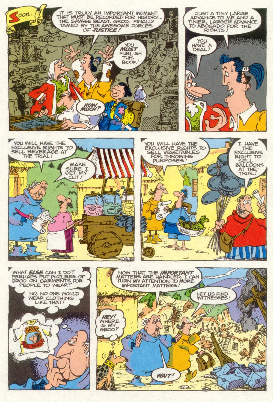 Read online Sergio Aragonés Groo the Wanderer comic -  Issue #90 - 14