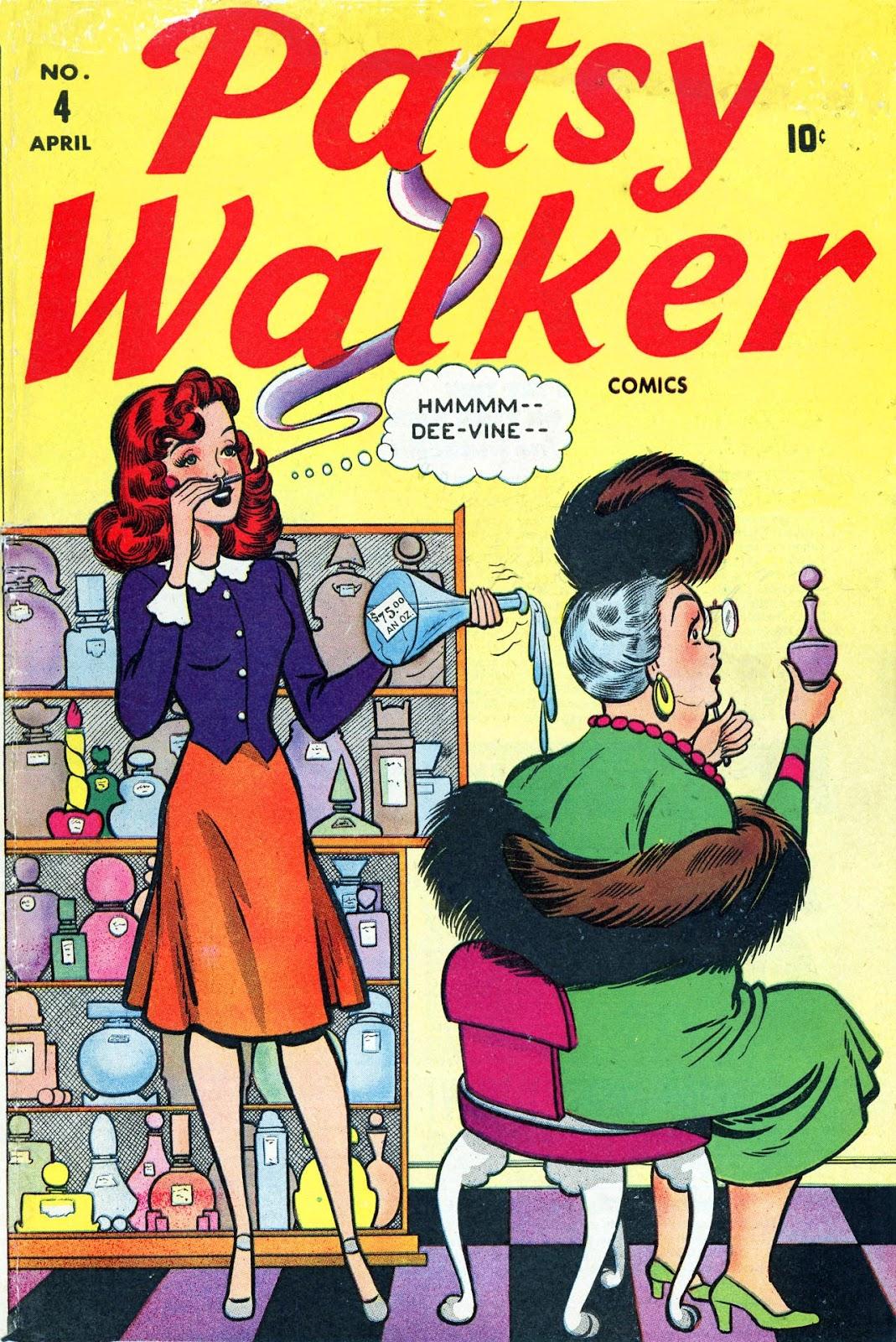 Patsy Walker 4 Page 1