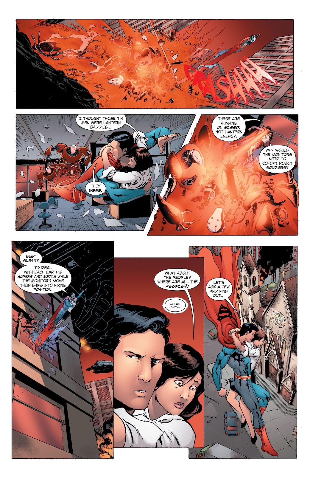 Read online Smallville Season 11 [II] comic -  Issue # TPB 8 - 75