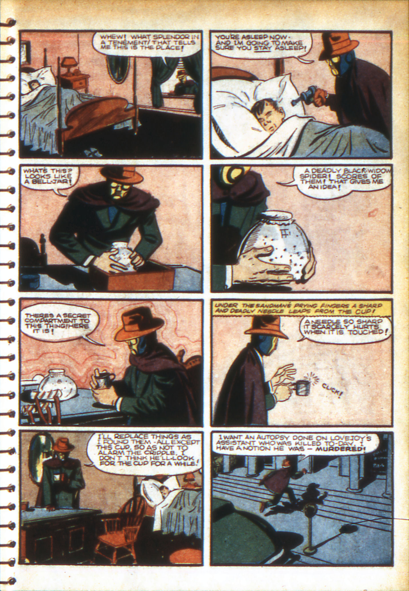 Read online Adventure Comics (1938) comic -  Issue #49 - 27