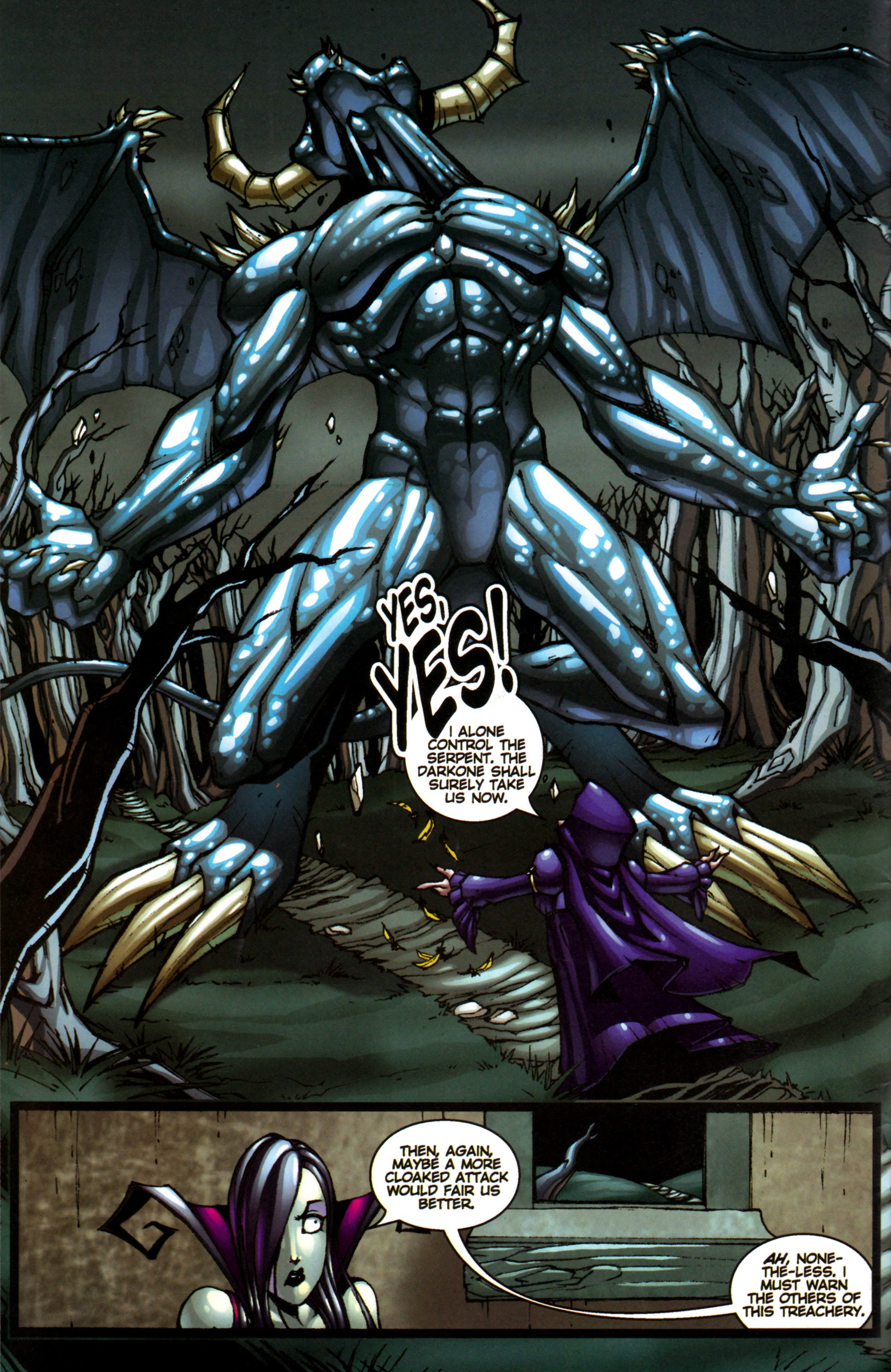 Read online Abiding Perdition comic -  Issue #6 - 6