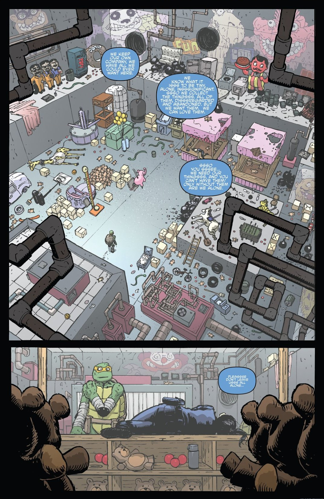Read online Teenage Mutant Ninja Turtles: The IDW Collection comic -  Issue # TPB 8 (Part 3) - 82