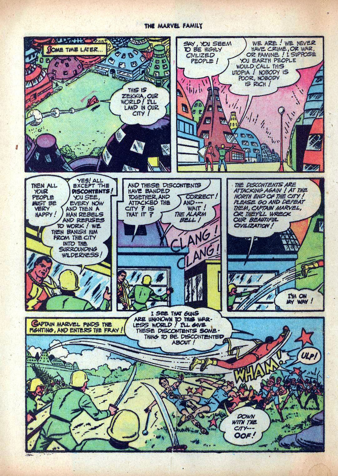 The Marvel Family issue 25 - Page 44