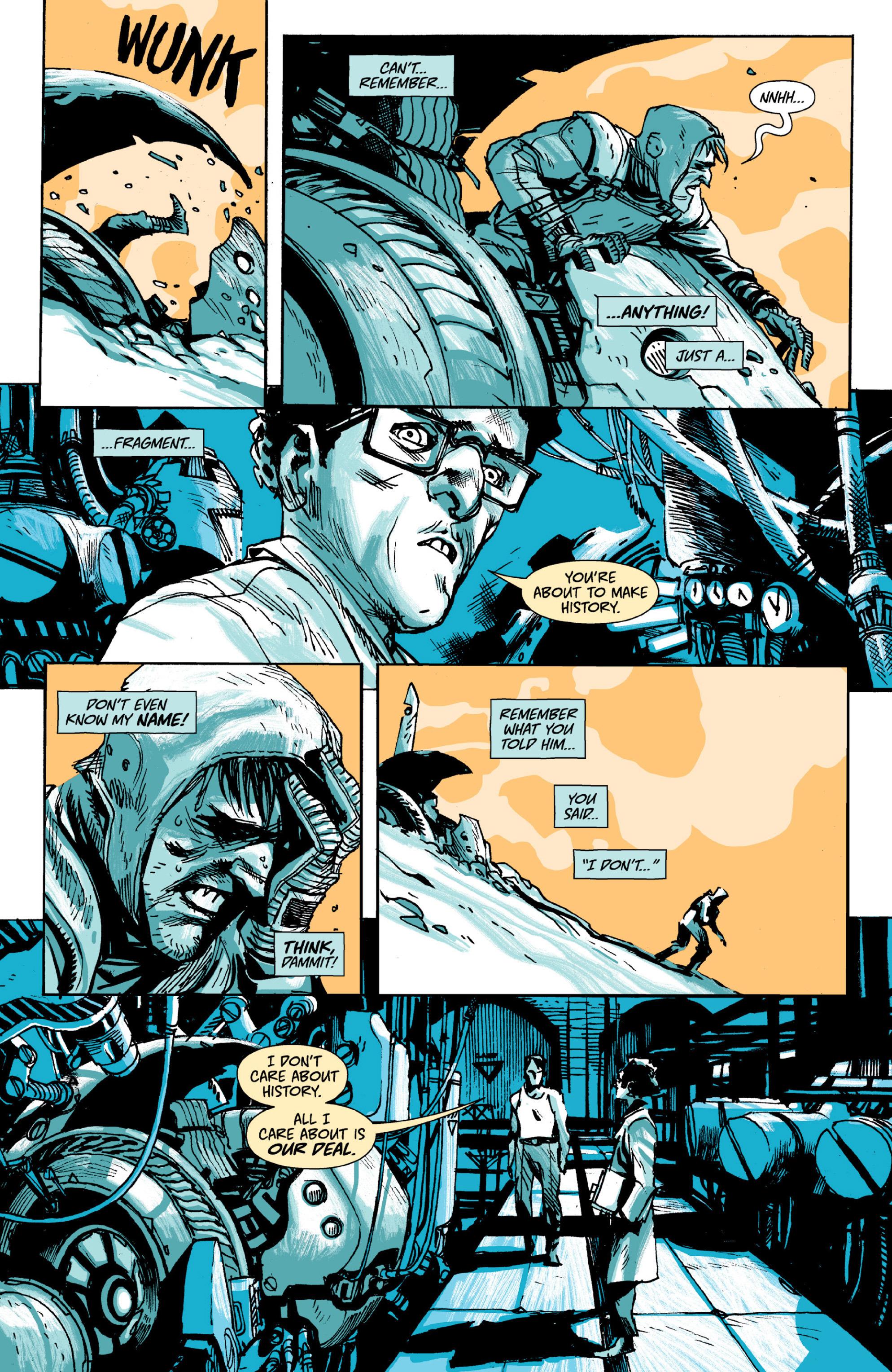 Read online Ei8ht comic -  Issue # TPB - 8