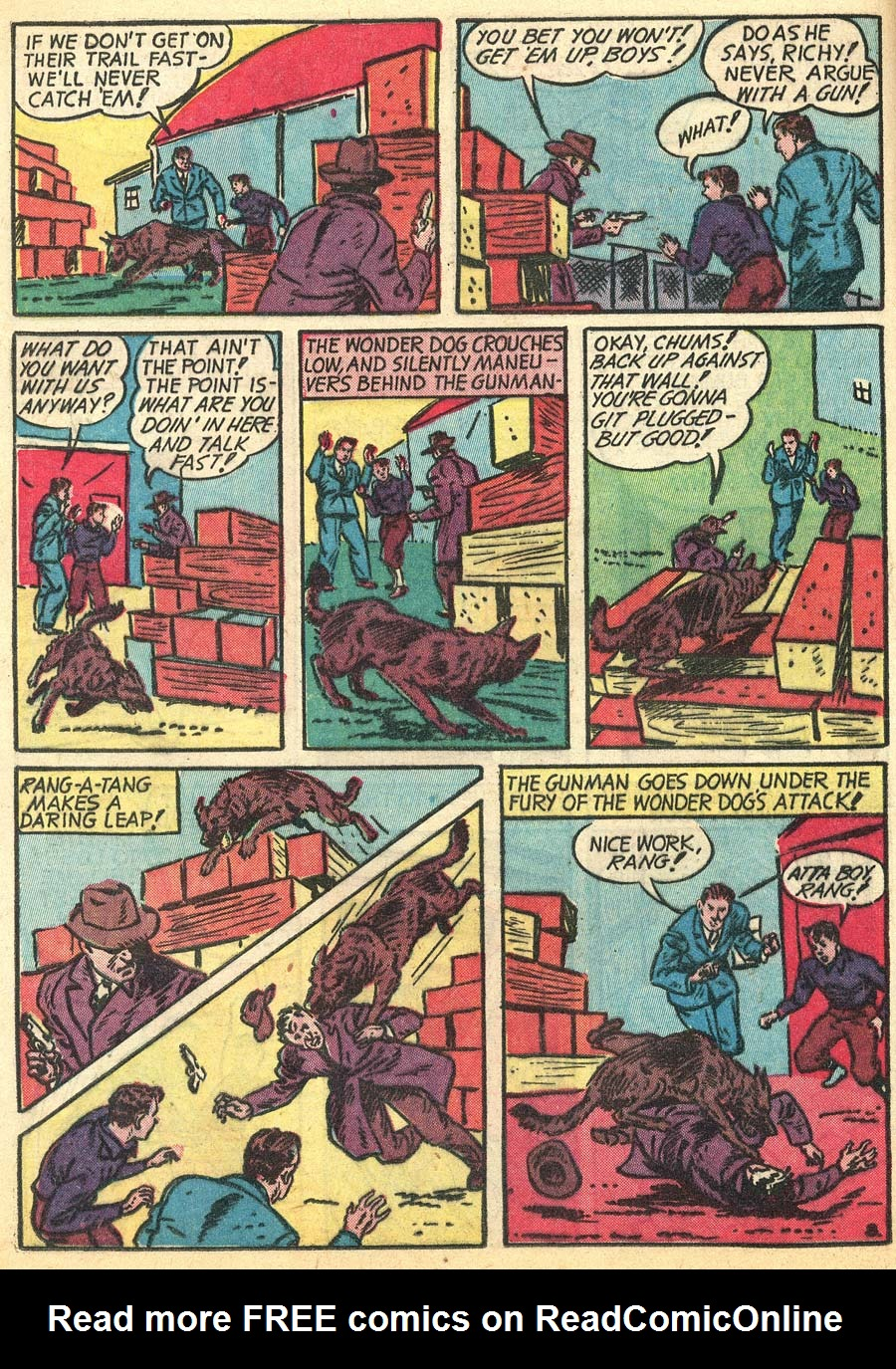 Blue Ribbon Comics (1939) issue 9 - Page 20