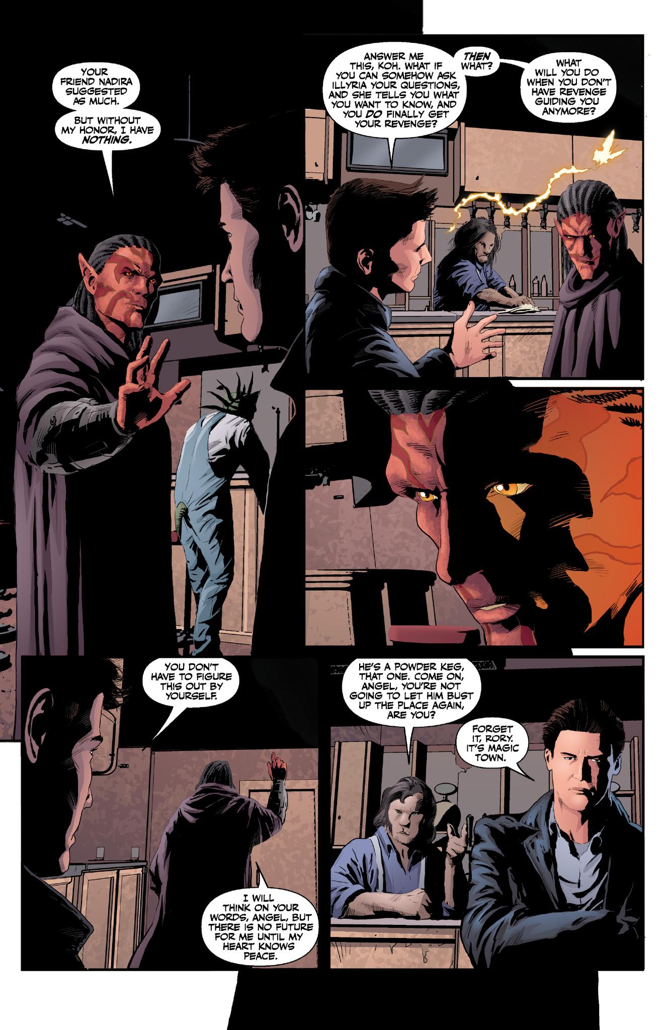Read online Angel & Faith Season 10 comic -  Issue #13 - 5