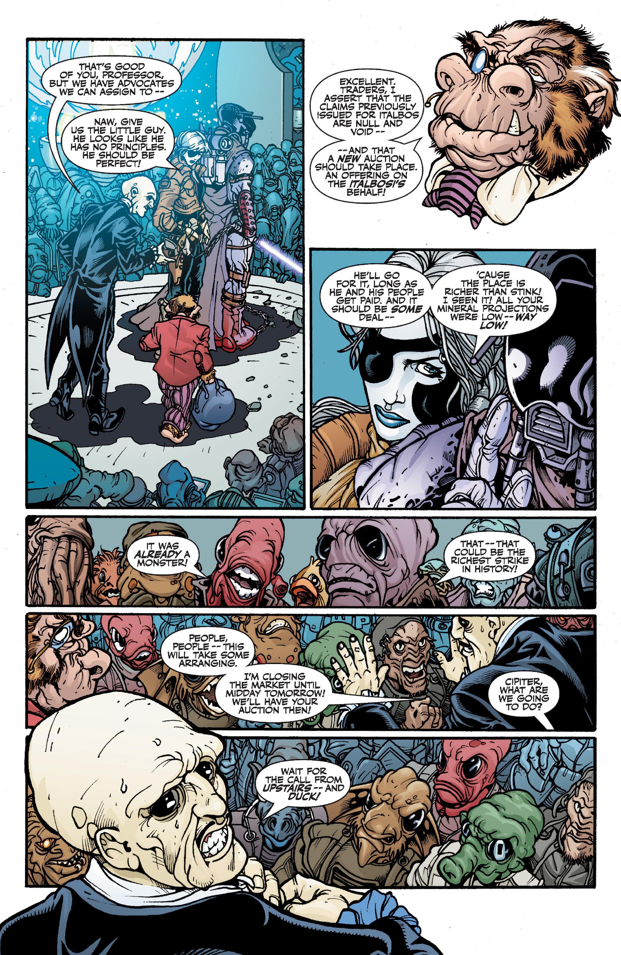 Read online Star Wars Omnibus comic -  Issue # Vol. 32 - 406