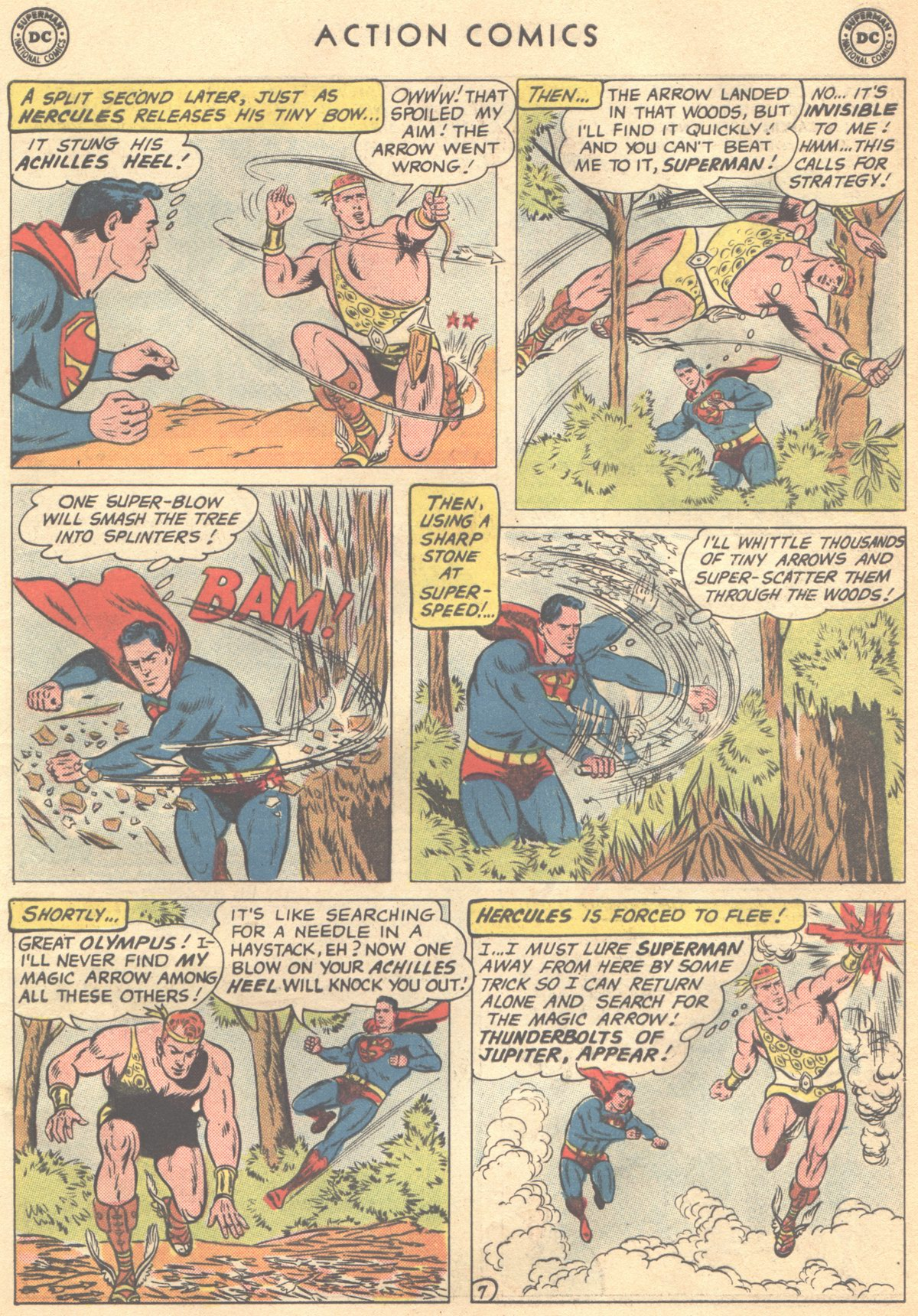Read online Action Comics (1938) comic -  Issue #268 - 9