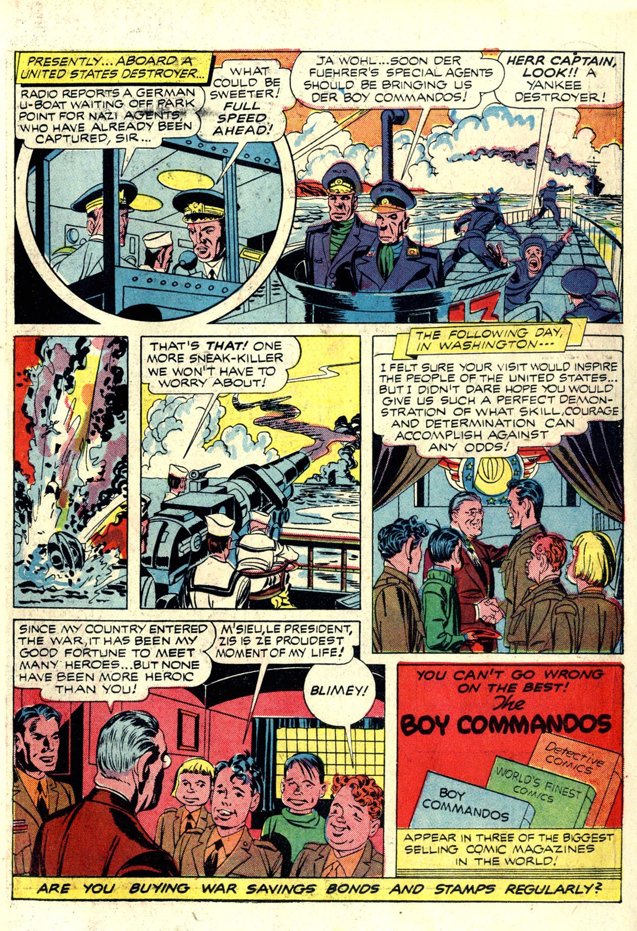 Read online Detective Comics (1937) comic -  Issue #76 - 27