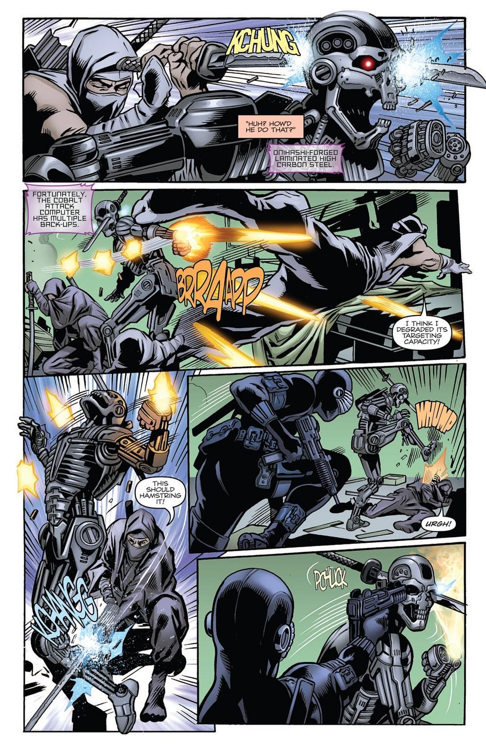 G.I. Joe: A Real American Hero 175 Page 22