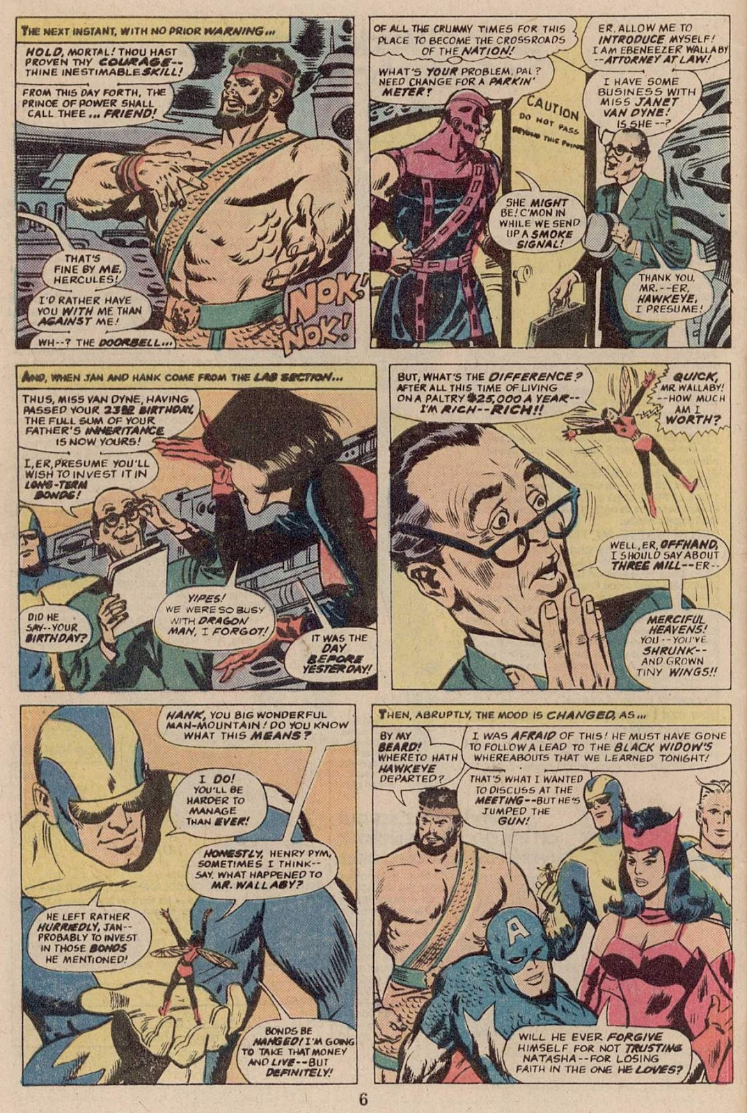 Marvel Triple Action (1972) issue 35 - Page 8