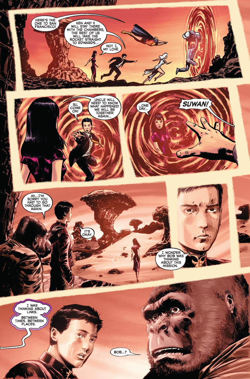 Read online Agents Of Atlas (2009) comic -  Issue #4 - 19