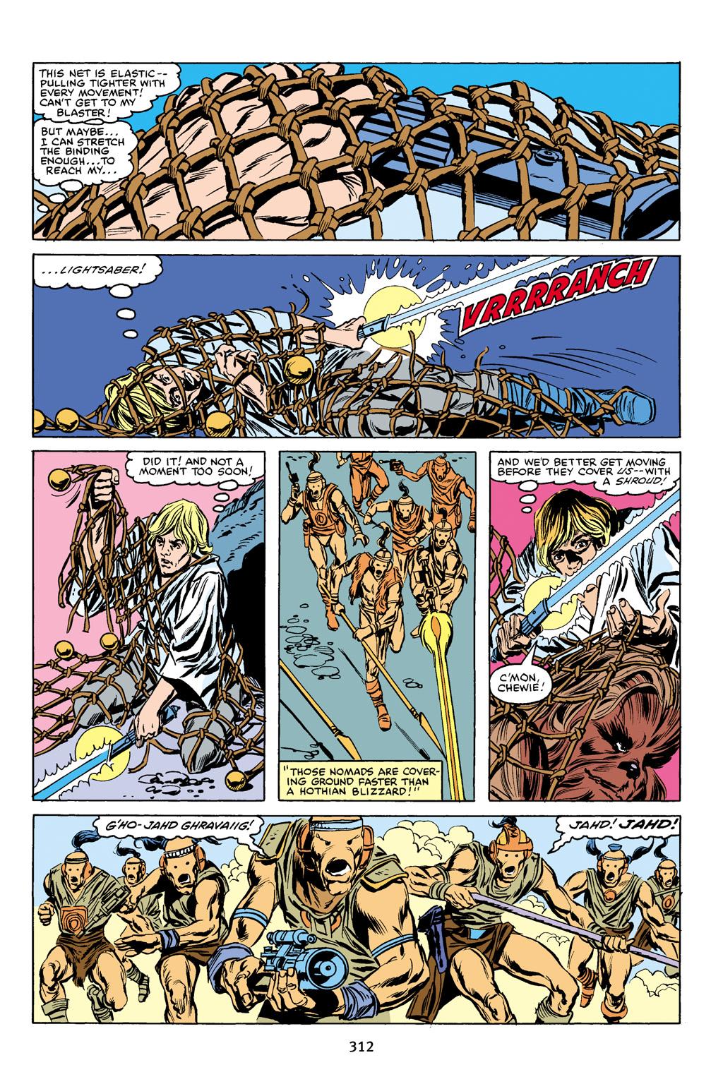 Read online Star Wars Omnibus comic -  Issue # Vol. 16 - 307