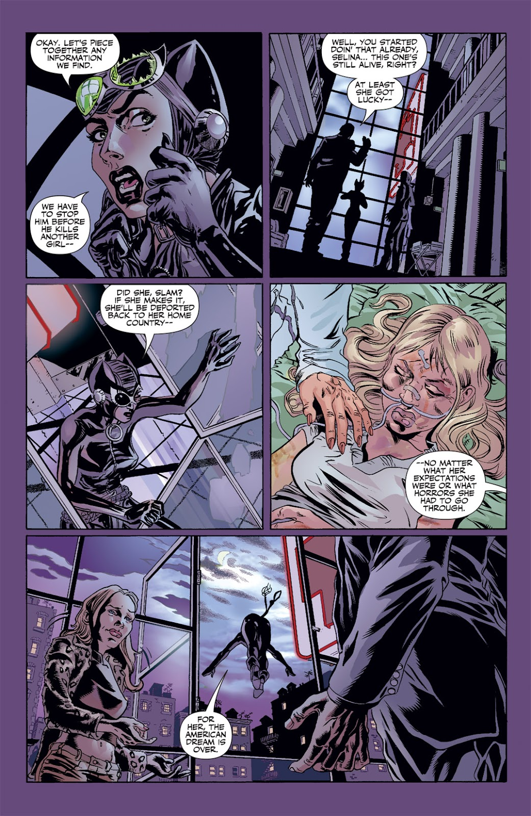 Catwoman (2002) Issue #41 #41 - English 12