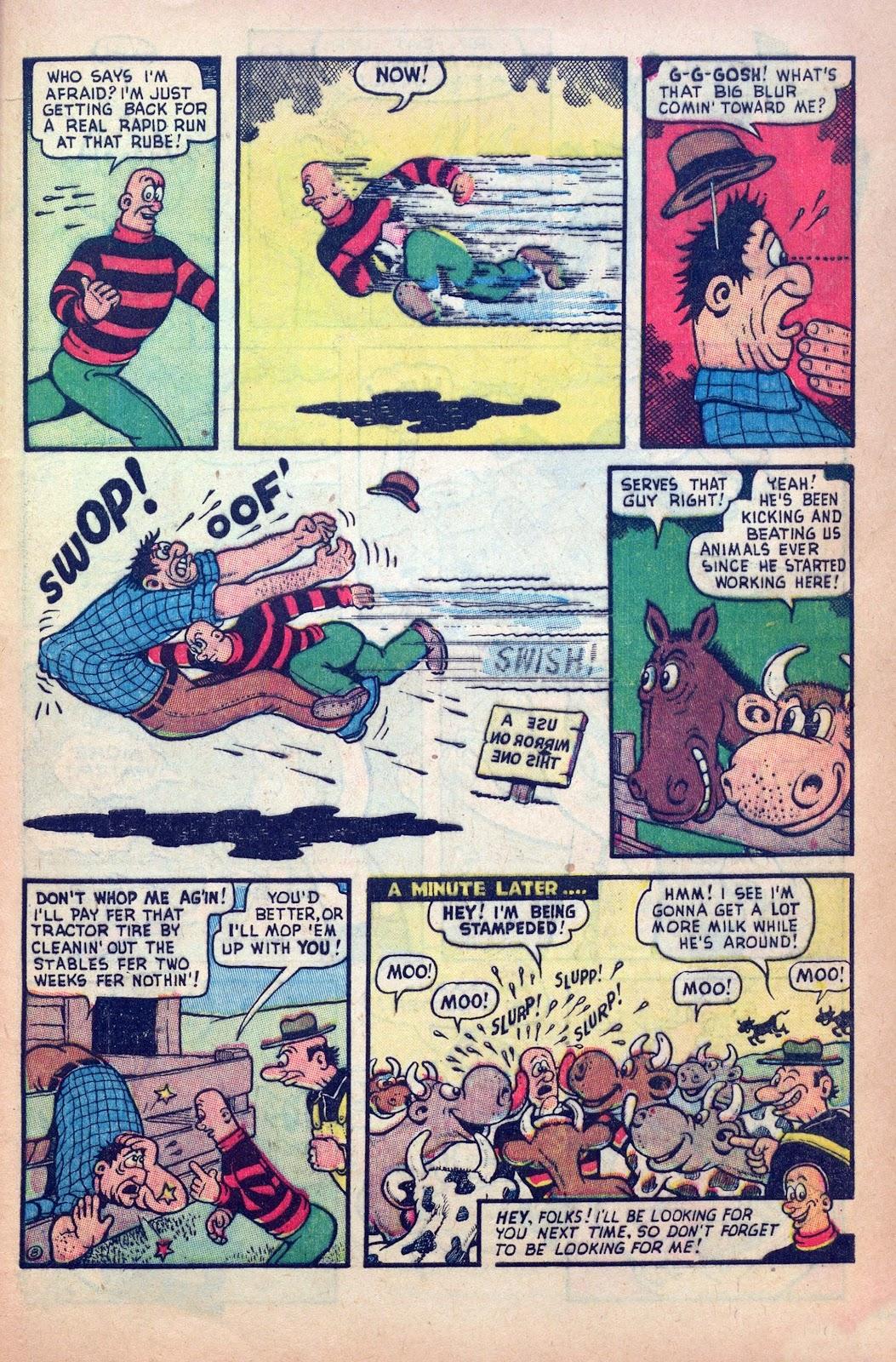 Read online Joker Comics comic -  Issue #25 - 47