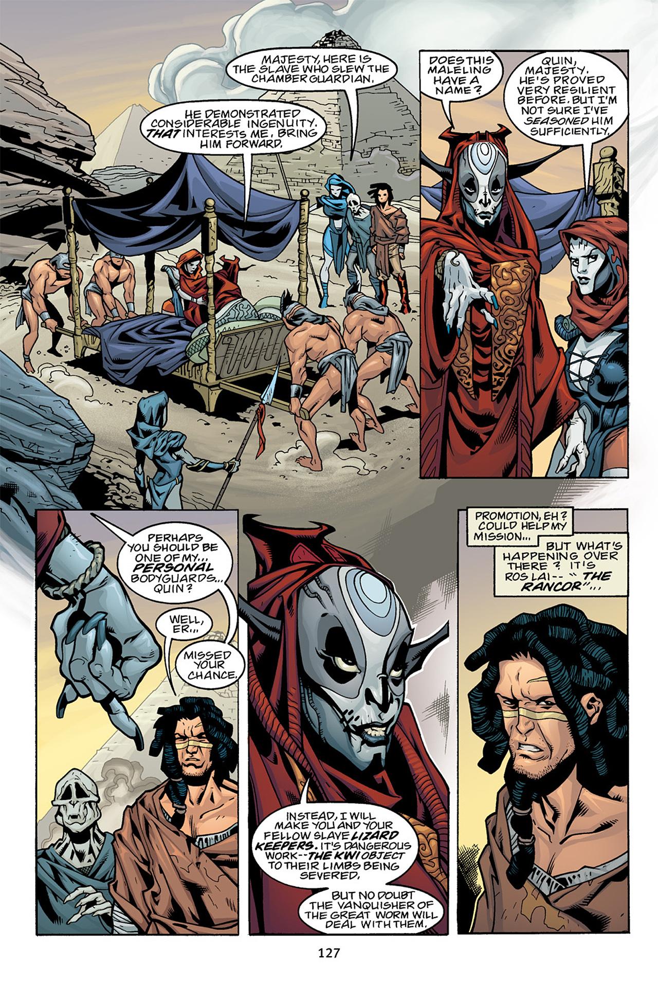 Read online Star Wars Omnibus comic -  Issue # Vol. 15 - 124
