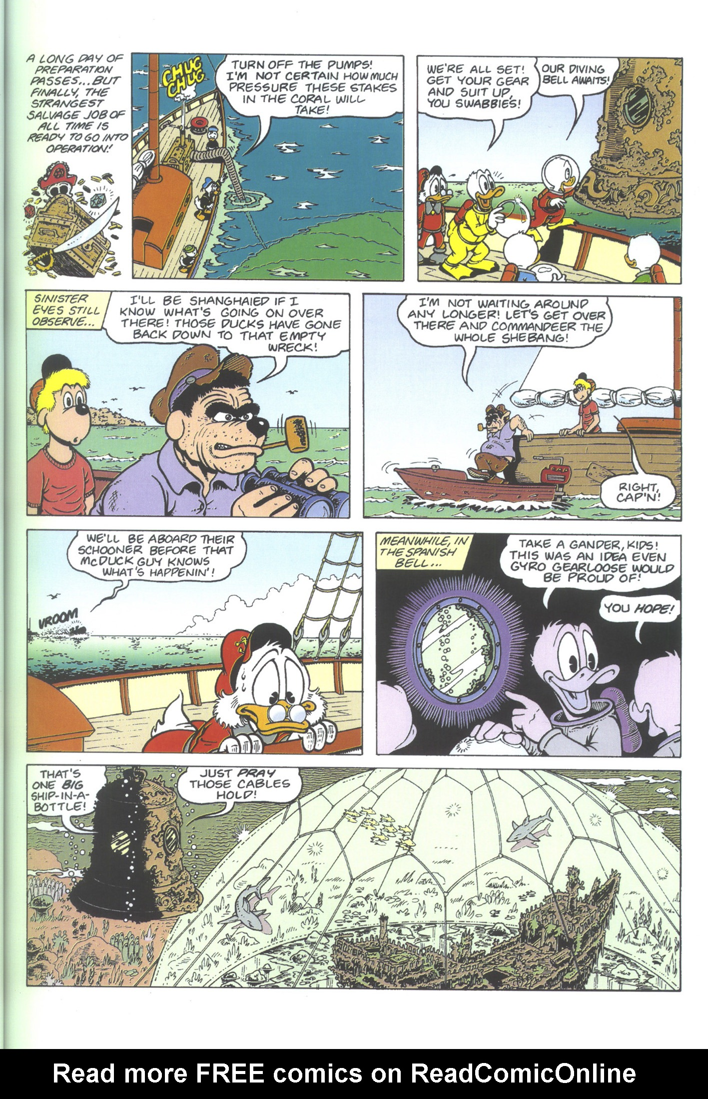 Read online Uncle Scrooge (1953) comic -  Issue #365 - 14