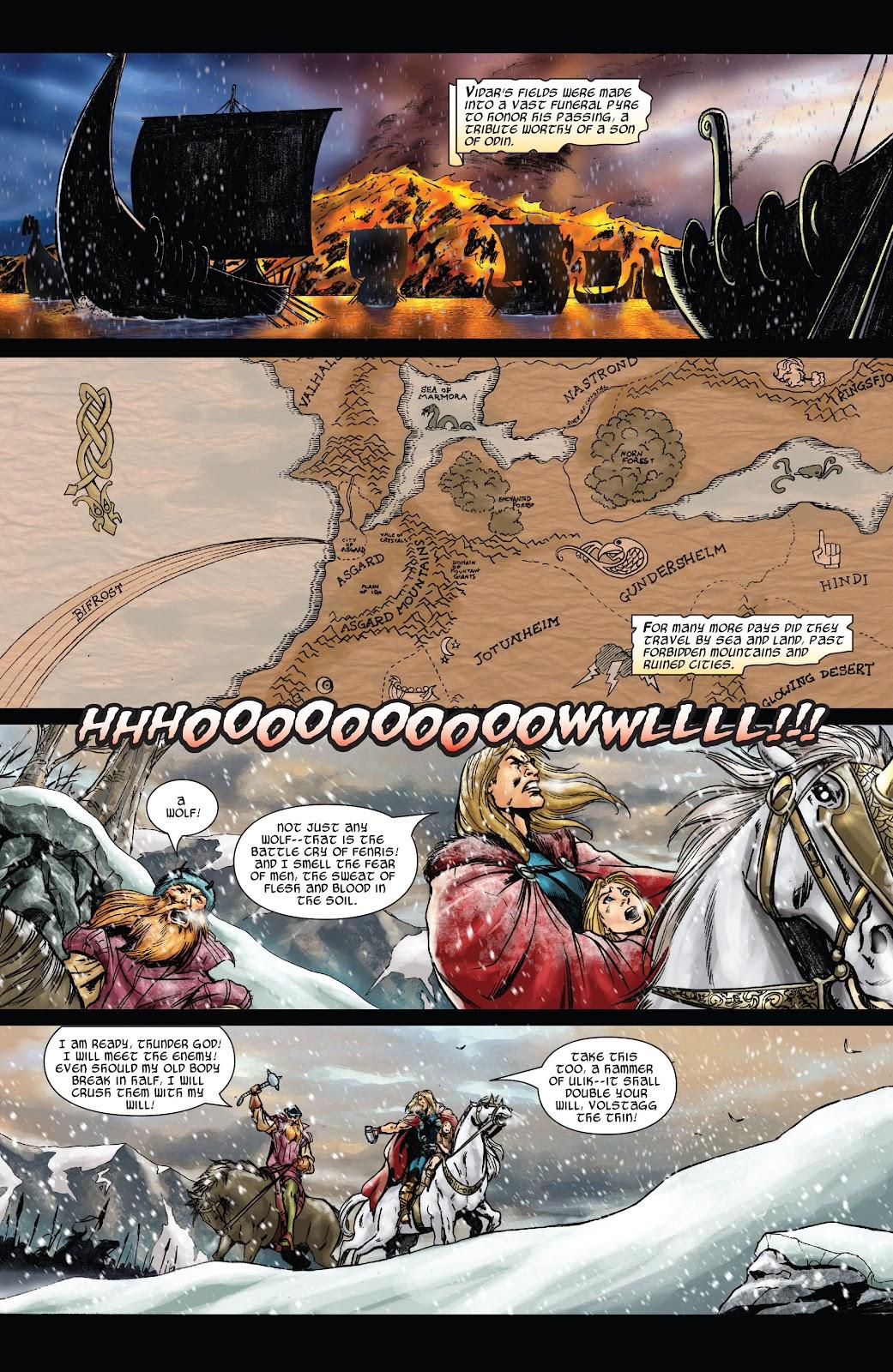 Read online Thor: Ragnaroks comic -  Issue # TPB (Part 2) - 88